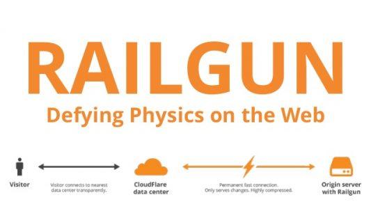CloudFlare Railgun Nedir ve Nasıl Web Sitelerini Hızlandırır?